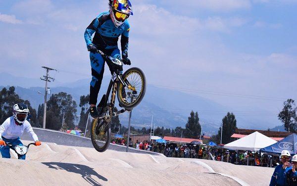 Regreso dorado para la reina del bicicross en la Copa Internacional Mariana Pajón