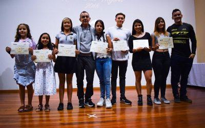 BMX Antioquia premió a los más destacados en La Noche de los Mejores 2018