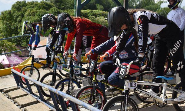 Bicicrosistas antioqueños se destacaron en la VII y VIII Copa Internacional Mariana Pajón