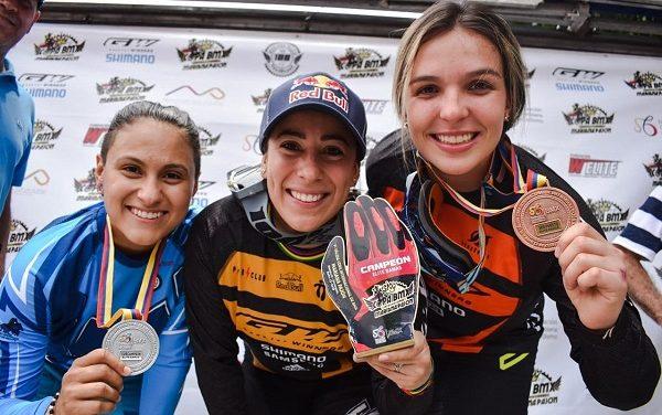 3 oros, 4 platas y 3 bronces para Antioquia en la Championship de la V Válida de la Copa Internacional Mariana Pajón