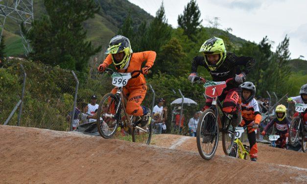512 Bicicrosistas darán apertura a la Copa Antioquia