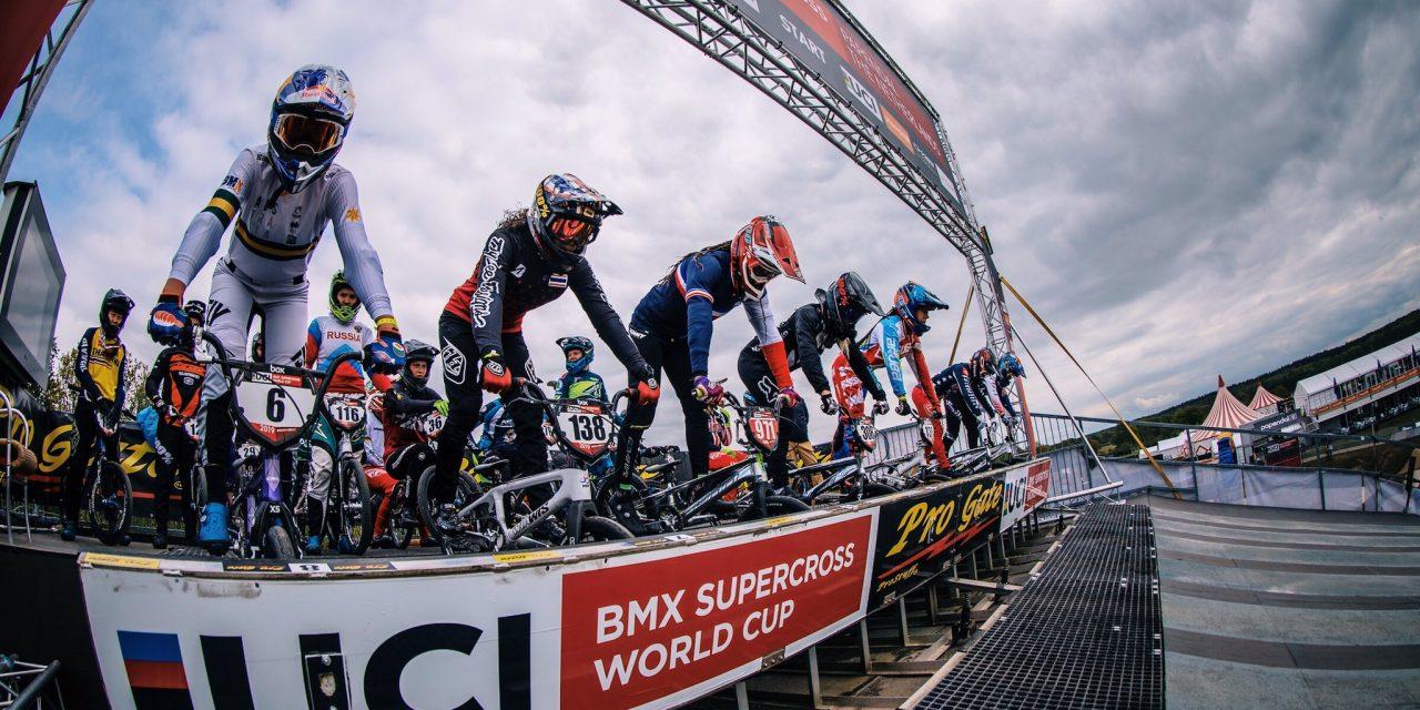 La UCI anunció el aplazamiento del Mundial 2020