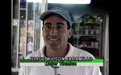 Video: Jorge Wilson Jaramillo, mejor técnico 1997