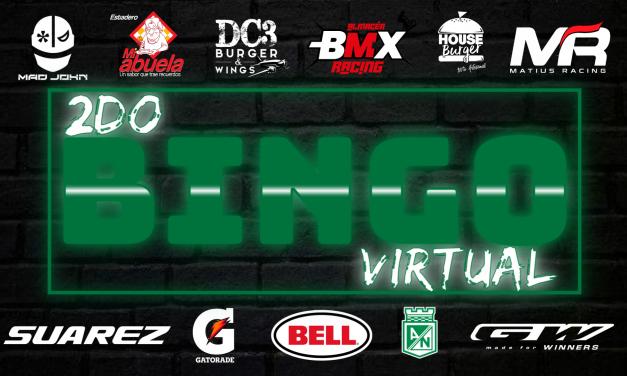 Este domingo 16 de agosto se realizará el segundo bingo virtual