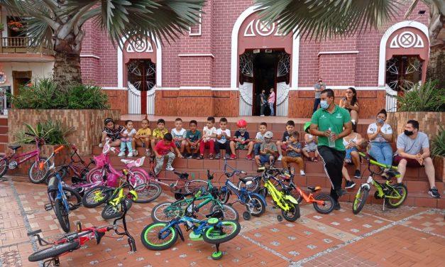 ¡En hora buena! San Carlos disfruta del bicicross