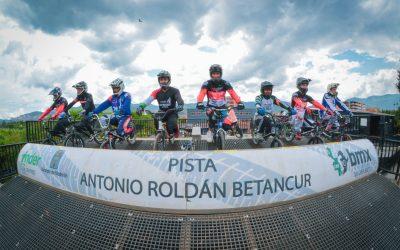 567 días después, la pista Antonio Roldán Betancur vuelve a recibir una competencia oficial