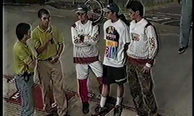 [Video] William, Mario y César: 'Los Panas' del bicicross